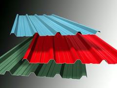 IsolPack, R/W 1000 Lamiera grecata metallica per pareti