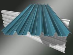 IsolPack, S/C 2000 Lamiera grecata metallica per coperture