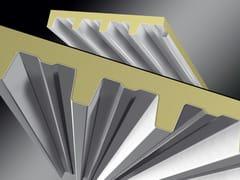 IsolPack, SIGMA Pannello metallico coibentato per copertura