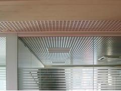 ARCHITECTURAL PROMETAL, H 40 - H 50 Controsoffitti con grigliati