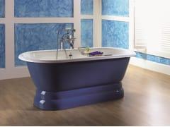 Vasca da bagno centro stanza ovaleVINTAGE | Vasca da bagno centro stanza - BLEU PROVENCE