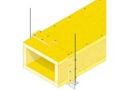 GLOBAL BUILDING, EFC a ventilazione naturale Evacuatore di fumo e calore a ventilazione naturale