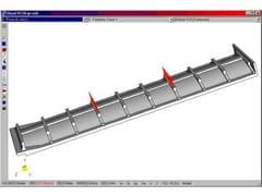 Calcolo strutture in cemento armato e precompresso Straus7 - STRUTTURE IN C.A. PRECOMPRESSO -