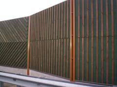 Pannello antirumore in legnoAKUWOOD - SITAV COSTRUZIONI GENERALI