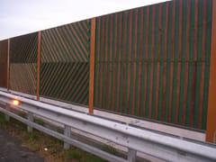 Sitav Costruzioni, AKUWOOD Pannello antirumore in legno