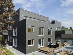 Pannelli per facciate in cemento fibrorinforzato CLINAR - Swisspearl®