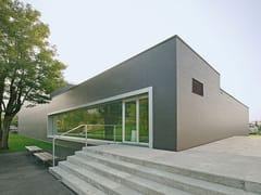 Pannelli per facciate in cemento fibrorinforzatoARDESIA PER FACCIATE - SWISSPEARL - AGENTE - DISTRIBUTORE ITALIA