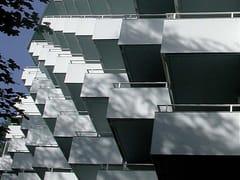 Pannelli per parapetti in cemento fibrorinforzatoSWISSPEARL® - SWISSPEARL - AGENTE - DISTRIBUTORE ITALIA