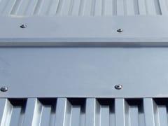 UNIMETAL, GENUS 2000 Alluminio Lastra grecata in alluminio per coperture