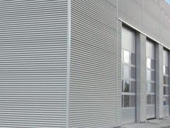 UNIMETAL, GENUS ONDA 27 Lastra ondulata in acciaio per coperture