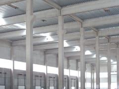 LASTRA ONDULATA IN ACCIAIO PER COPERTUREGENUS 160 NEGATIVO - UNIMETAL DI IDROCENTRO