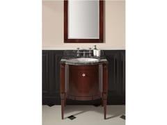 Mobile lavabo in mogano in stile classico CHESTER | Mobile bagno singolo - Chester
