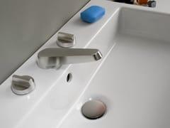 Rubinetto per lavabo a 3 fori SELV | Rubinetto per lavabo - SELV