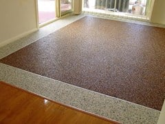 Stone International, STONE FLOOR Pavimento/rivestimento in graniglia