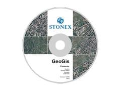 Software per raccolta e manutenzione dei dati GISGeoGis - STONEX