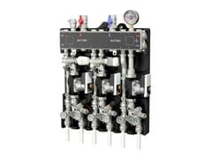 Sottostazione per impianti di riscaldamento MULTIMIX -