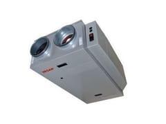 Centrale di ventilazione e recupero calore IRSAIR 500 HOR - Impianti a doppio flusso