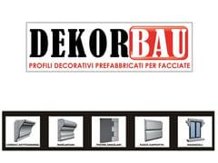 Profili decorativi in polistireneDEKORBAU® - CABOX