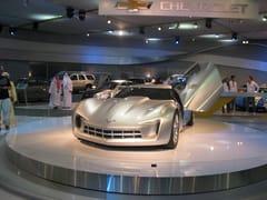 IDEALPARK, Torre e piattaforma rotante espositiva Piattaforme per esposizione di veicoli