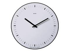 Orologio in alluminio da parete ORARIO | Orologio in alluminio -