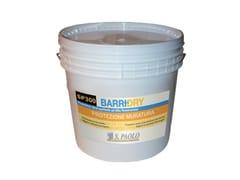 S. PAOLO, BARRIDRY Prodotto per idrofobizzazione superfici