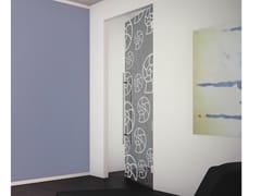 Porta a ventola per muro finito SINTHESY SLIVER V3/MF - Sinthesy