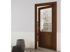 Porta con bugna ALBERTA - Elegance