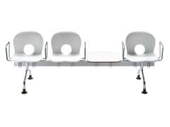 Seduta su barra con braccioli OLIVIA | Seduta su barra - Olivia