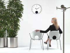 Sedia impilabile in polipropilene con braccioli OLIVIA | Sedia con braccioli - Olivia