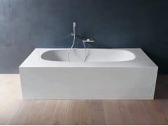 RAB Arredobagno, CLOE SYSTEM   Vasca da bagno rettangolare  Vasca da bagno rettangolare