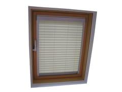 Tenda per finestre da tetto plissettata in tessuto tecnicoLUXIN | Tenda per finestre da tetto plissettata - LUXIN