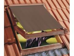 Tenda per finestre da tetto in alluminioTenda da esterni parasole 220V - LUXIN