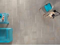 Pavimento/rivestimento per interni ed esterni PERCORSI SMART Pietra di Bressa - In&Out