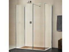 Box doccia rettangolare in cristallo LIBERO 4000 - Arreda – soluzioni a sé stanti