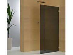 Doccia walk-in in cristallo LIBERO 4000 - Arreda – soluzioni a sé stanti