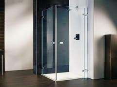 Box doccia in cristallo VETRA 3000 - Aura – senza profili