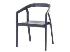 ONE | Sedia con braccioli