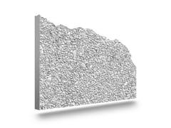 Matrice per parete facciavista in calcestruzzoROUGH - PLASMACEM