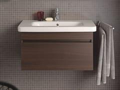 Mobile lavabo sospeso in legno DURASTYLE | Mobile lavabo - DuraStyle