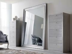 Specchio da terra con cornice GRETA - Zoe Silver
