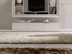 Madia in legno con cassetti KEOPE - Zoe Silver
