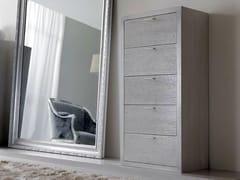 Cassettiera in legno KEOPE - Zoe Silver