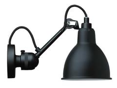 Lampada da parete orientabile con braccio flessibile N°304 | Lampada da parete - Lampe GRAS