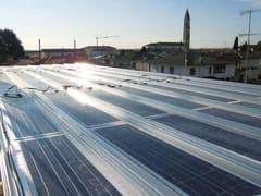 Modulo fotovoltaicoDRYTEC® SOLAR FLEX DIAMANTE - CENTROMETAL
