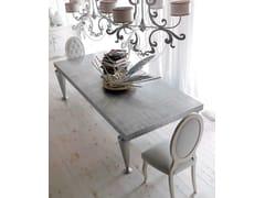 Tavolo da pranzo rettangolare ORIONE - Armonia