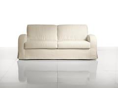 Divano letto in tessuto a 2 posti SIMPLY CLASSIC - Simply