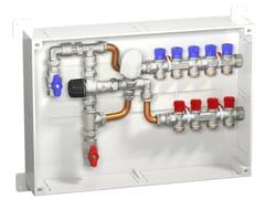IVAR, LEGIO-BOX Controllo della temperatura e disinfezione termica