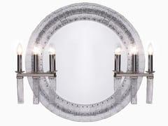 Applique in vetro di Murano ECHO | Lampada da parete in vetro di Murano - Echo