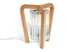 Lampada da tavolo in vetro di Murano ULIO 30 - Ulio