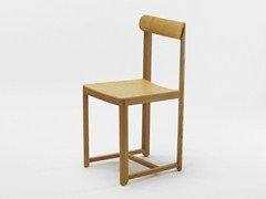 Sedia in legnoSELERI | Sedia - ZILIO ALDO & C.
